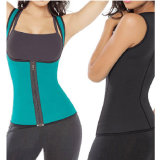 China Wholesale Export Neoprene Sample Order Weight Loss Slimming Vest