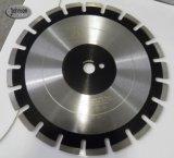 350mm Laser Welded Diamond Saw Blade for Asphalt Cutting