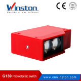 G139 Retroreflective Type with Reflector Mirror Photoelectric Switch Sensor