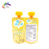 Plastic Stand up Bag Pouch with Spout for Juice Food Packaging