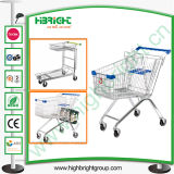 11 Years Manufacturer of Shopping Cart with Wheels
