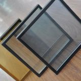 6+12A+6 Solar Clear Tinted Tempered Laminated Safe Insulated Glass Price for Curtain Wall Building