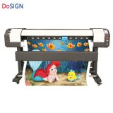 High Resolution 1.6m 1.8m Automatic Cleaning Eco Solvent Signboard Poster Printing Machine