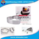 Baking Set Mousse Cake Ring, Mold, Pans, Forms