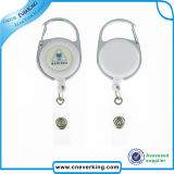 Newest Cheap Price Round Shape Badge Reel