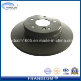 Rear & Solid Plain Surface Premium Brake Disc for Benz