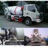 3m3 Concrete Mixer Truck/Cement Mixer Truck for Sales