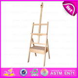 Best Quality Wooden Studio Art Easel with Crank & Storage Drawer W12b070