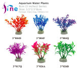 Aquarium Ornaments and Water Plants 3 Inches 8cm High