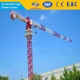 10t Topless Topkit Hammerhead Luffing Tower Crane Max Jib 60m