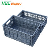 Plastic Tote Container Boxes for Fruit and Vegetable