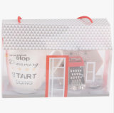 Gift Packaging Plastic Handle Pet Box