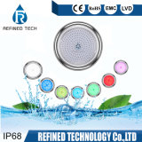 "WiFi Control RGB 1-1/2"" LED Swimming Pool Lamp 1.5 Inch 18W 24W 35W Underwater Light Wholesale with Ce RoHS"