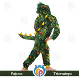 Wholesale Flannel Dinosaur Animal Character Cheap Kids Halloween Costume