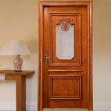 High Quality and Competitive Price Modern Bathroom Solid Wooden Door