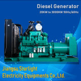 Heavy Duty Industrial Generator 1200kw 1500kVA Standby Generator Price Cummins Engine Siemens Synchronous Generator