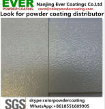 Wholesale Pinturs En Polvo Ral7032 Ral7035 Ral7040 Grey Tiny Textured Wrinkle Structure Epoxy Polyester Hybid Powder Coating