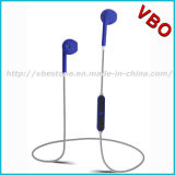 Competitve Price Sports Stereo Bluetooth Earphones with Mic for Mobile Phone Communication