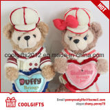 Wholesale Stuffed Teddy Bear Soft Plush Keychain Toys Gifts for Lovers