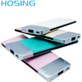 Ultra Thin Mobile Power Bank 6000mAh Polymer Charger