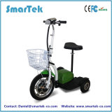 Smartek New Product 3 Wheel Electric Self Balance Scooter Patrol Carleisure Easy to Control Electric Tricycle High Security Electric Scooter Jx-006b