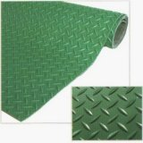 Diamond Plate Rubber Floor Mat for Boat with Competitive Prices