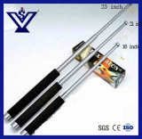 Police Self Defense Stainless Steel Telescopic Expandable Collapsible Baton/Security Guard Equipment (SYSSG-11)