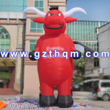 Newest Advertising Design Attractive Custom Inflatable Cartoon Characters