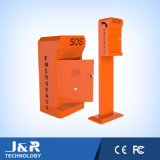Highway Emergency Phone, Rugged Help Point, Roadside VoIP Phone