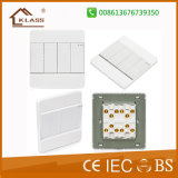Bangladesh Electric Wall Switch Four Gangs Wholesale Flat Type