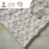 New Pattern Flower 3D Chemical Lace Fabric for Dress material