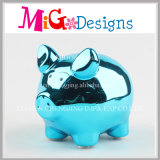 Top Selling Use Dolomite Ceramic Crafts Pig Piggy Bank