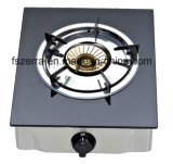 Top Tempered Glass Single Burner (JZS1107)