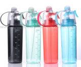 OEM Logo Plastic PC Outdoor Sprort Spray Water Bottle