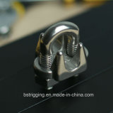 Stainless Steel JIS Wire Rope Clips Hardware Rigging