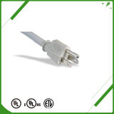 Chinese Factory White Computer Power Cord