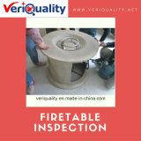 Quality Assurance Firetable, QC and Inspection Service
