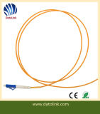 0.9mm Single Mode 9/125 LC/APC Fiber Pigtail