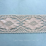 Cotton Lace for Garment Accessories (1185)