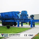 Concrete Recycling Mobile Crushing Plant