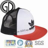 6 Panels Sports Team Snapback Hat Cap with Mesh Back