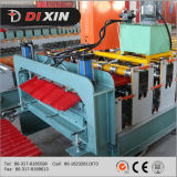 New Roof Use Double Layer Corrugated Trapezoidal Profile Steel Roofing Sheet Roll Forming Machine Roof Tile Making Machine Price