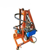 120m 220V Electric Diesel Hydraulic Water Well Drill Rig for Soil