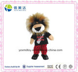 Plush Rocking Lion Sings Birthday Toy Birthday Gift