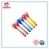 Newborn Color Changing Baby Spoon and Fork Set