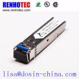155m SMF LC Dfb Fiber Optec Transceiver Ethernet Price SFP Module 1550