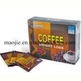 Quality Warranty Leptin Herbal Lucid Ganoderma Slimming Coffee (MJ-LP888)