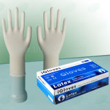 9 Inch Latex Gloves for Hospital