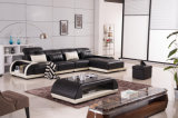 Furniture Leather Sofa Lounge Suite (a. L. 509)