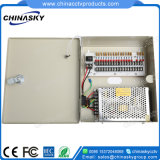 12VDC 10AMP CCTV Camera Power Supply Box for 18 Cameras (12VDC10A18P)
